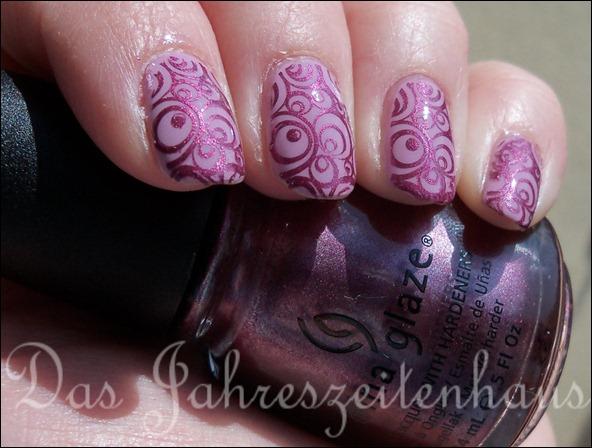 Psychedelisches Pink 3