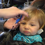 Spencer's First Haircut