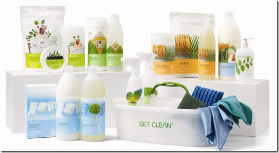 Get Clean Products