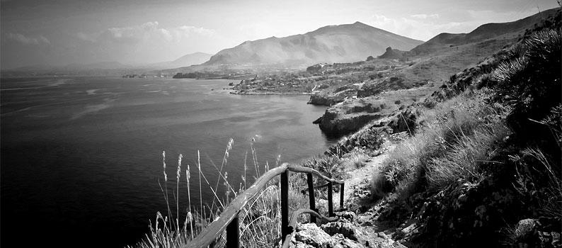 Lower trail in Riserva Naturale dello Zingaro