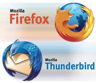 Firefox e Thunderbird da Windows a Linux e viceversa