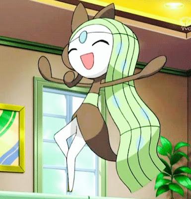 Hình Ảnh Pokemon Bản Dạ Khúc Ánh Trăng Của Meloetta