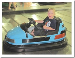Florida vacation Old Town bumper car twin 5