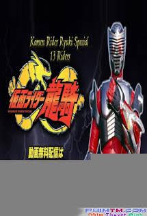 Siêu Nhân Phi Long: 13 Giả Diện Rider - Kamen Rider Ryuki Special: 13 Riders