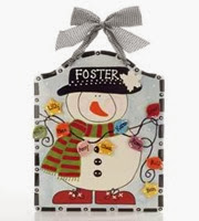 Snowman-Wall-Plaque