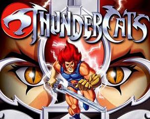 Thundercats Capa