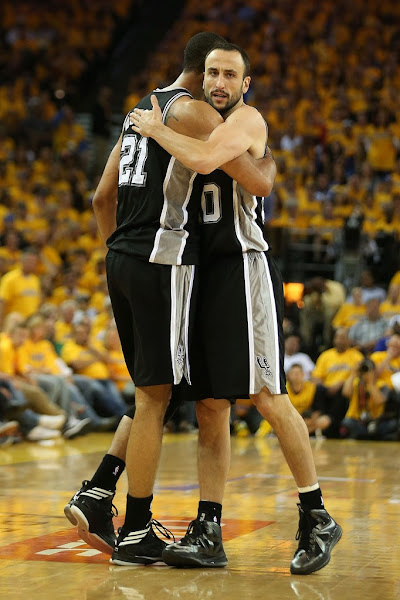 Will Manu Ginobili Lace Up His Favorite LeBrons in the NBA Finals