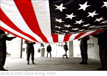 'Flag Day' photo (c) 2007, Vince Alongi - license: http://creativecommons.org/licenses/by/2.0/