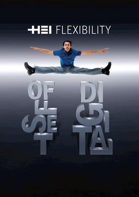 HEI Flexibility. Heidelberg DRUPA 2012 campaign