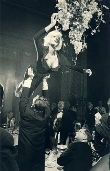 Jayne Mansfield, Berlin 1961