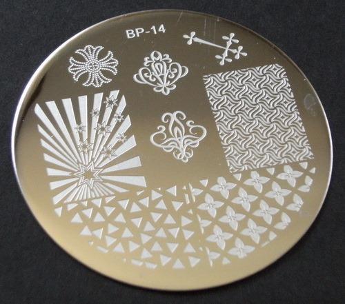 Stamping plate BP-14