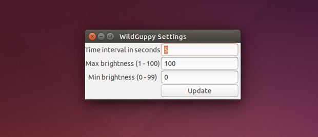 WildGuppy - Preferenze