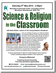Science & Religion in the Classroom Poster