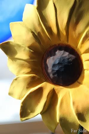 Sunny Face sunflower
