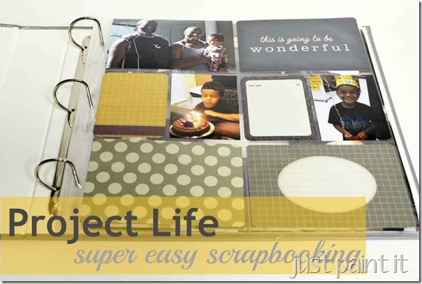Project-Life-scrapbooking