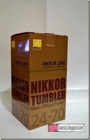 Nikkor Tumbler 24-70mm