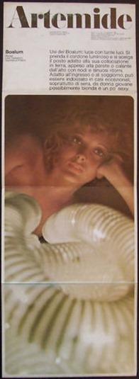 Artemide Boalum Poster
