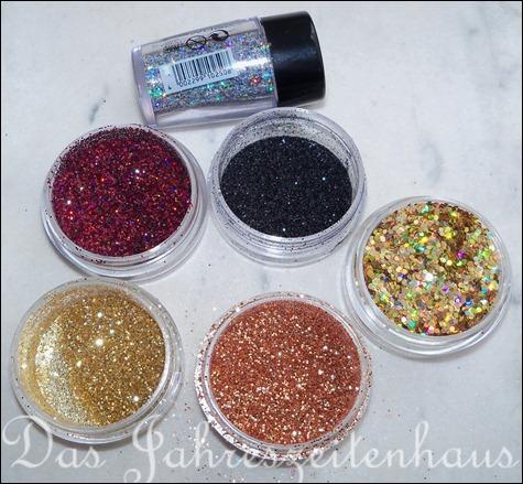 DIY Glitter Mix 5