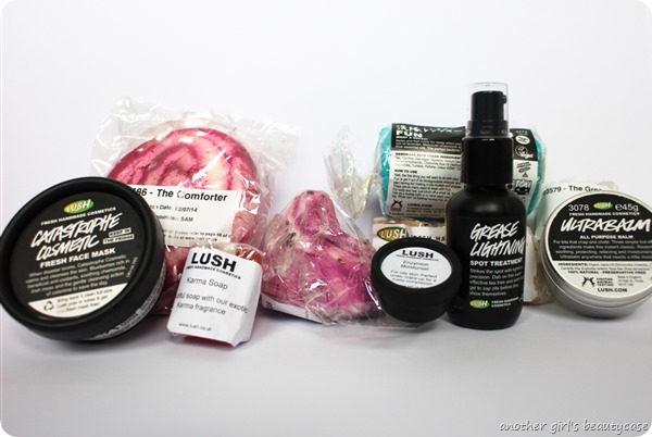 Lush Haul Just in