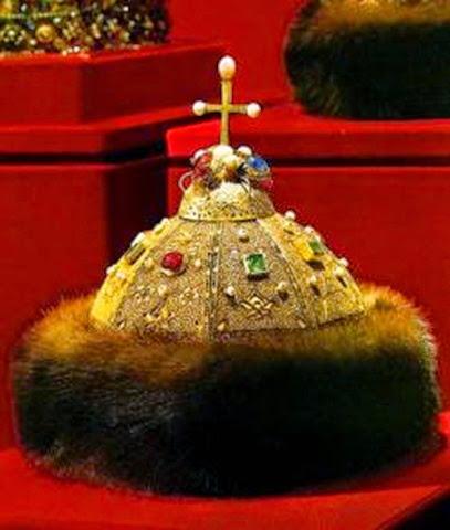 Corona de Monomakh - Rusia