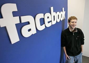 Facebook, o site mais visitado do mundo com 880 milhões de usuários