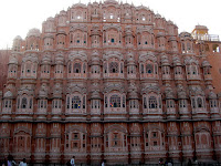 Hawa Mahal - Jaipur, Rajasthan