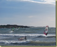 Windsurfers 2 at Six-Fours-les-Plages