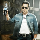 Salman Khan shoots for Thums Up ad