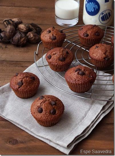 muffins choco nueces espe saavedra (2)