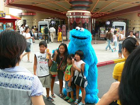 Atractii Universal Studios Osaka: Muppets