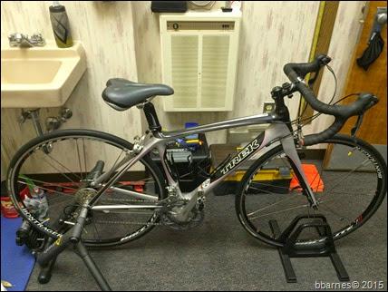 Bike on turbo 01162015