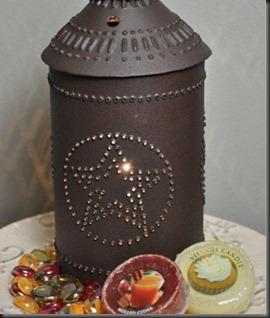 Paul Revere Punch Tin Star
