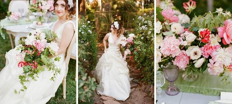 9 Spring Garden Wedding