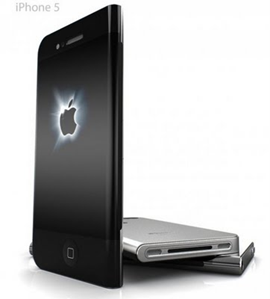How will iPhone 5 look like