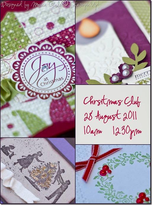 august 2011 christmas club