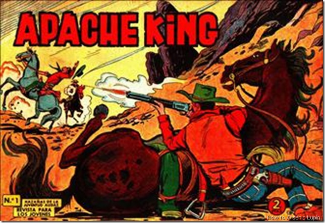 P00002 - Apache King  - A.Guerrero