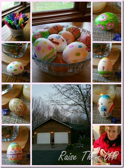 Easter Collage 2