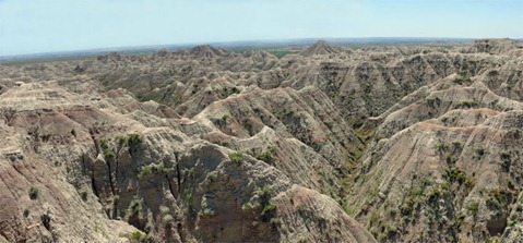 Badlands Panorama1