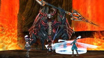 Screenshot of RPG IRUNA Online MMORPG