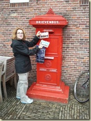 Mailing Postcards from Koog-Zandijk (Small)