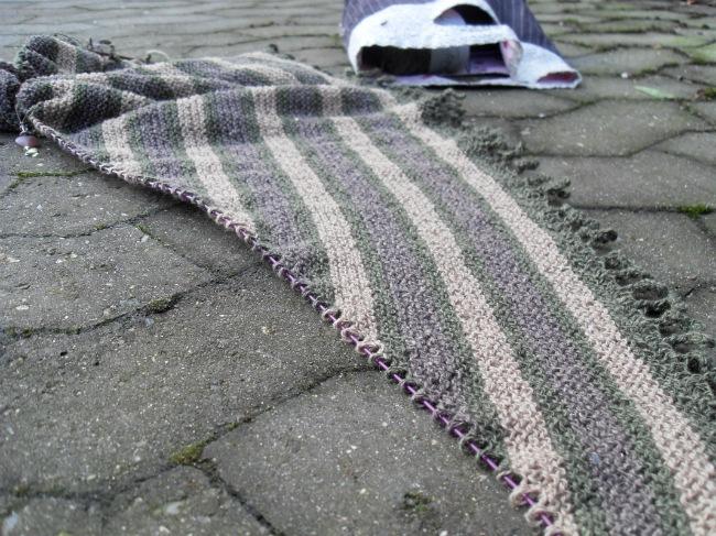 Årets første sjal
