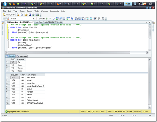 Menu Database2.html