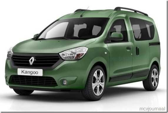 Dacia Dokker ook als Renault 01