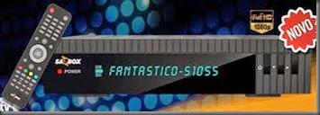 ATUALIZAÇÃO SATBOX FANTÁSTICO S1055 HD
