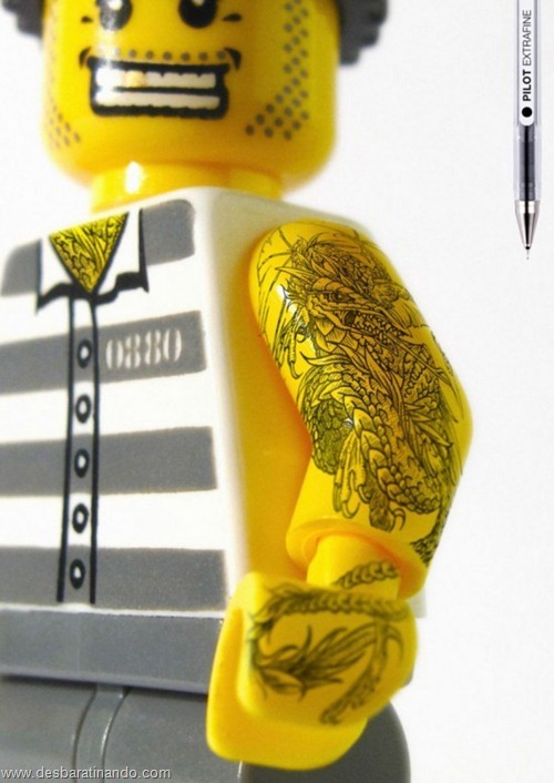 tatuagem lego desbaratinando  (3)