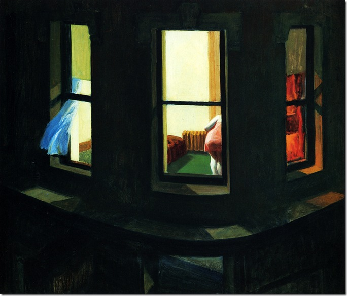 Edward_Hopper_Night Windows_1928