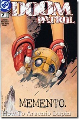 P00007 - Doom Patrol v3 #7