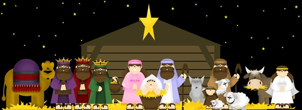 Copy of Full Nativity Scene