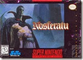 Nosferatu Super-nintendo-capa-box-art