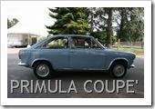 AUTOBIANCHI PRIMULA COUPE'